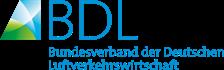 BDL - Bundesverband der Deutschen Luftverkehrswirtschaft Logo