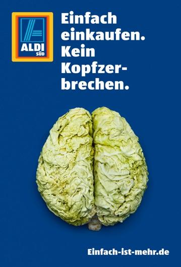 Kein Kopfzerbrechen - Anzeige