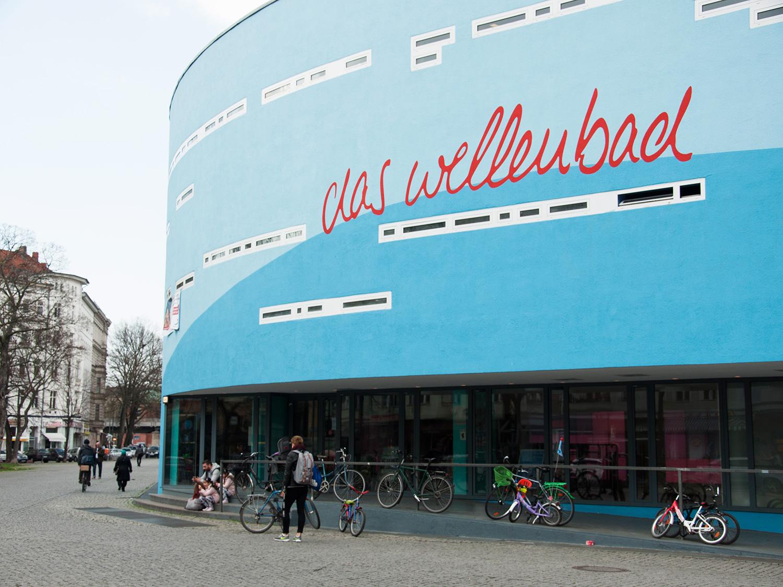 Wellenbad am Spreewaldplatz