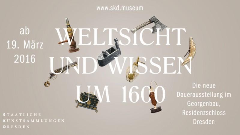 SKD - Weltsicht und Wissen um 1600