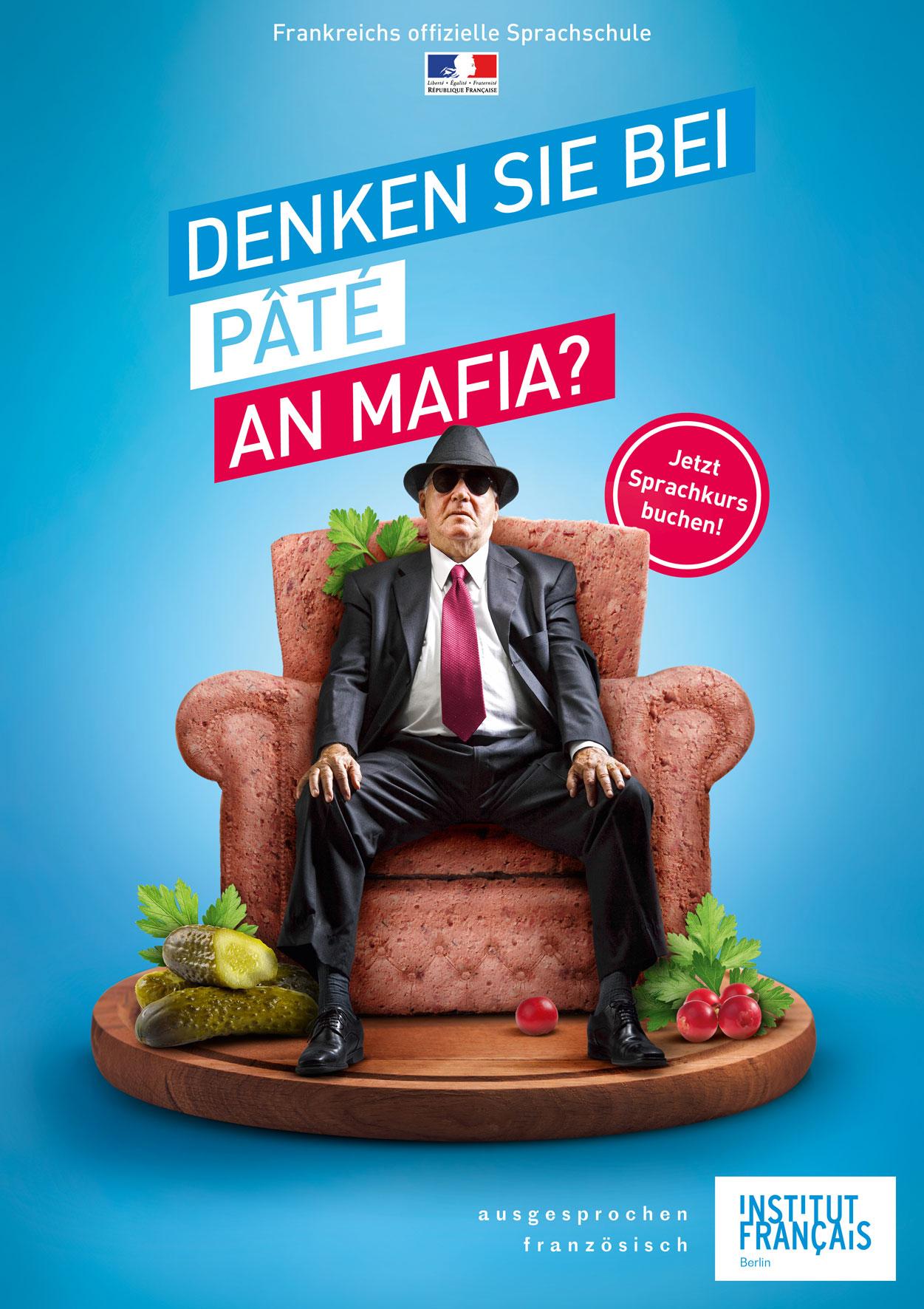 Denken Sie bei Pate an Mafia?