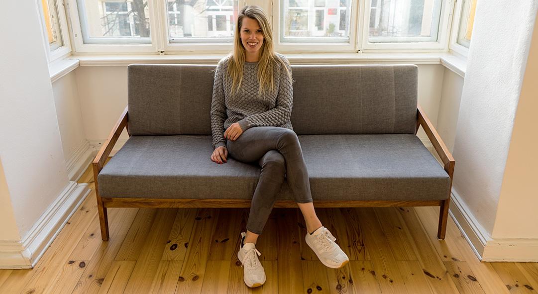Neue Beraterin: Katharina