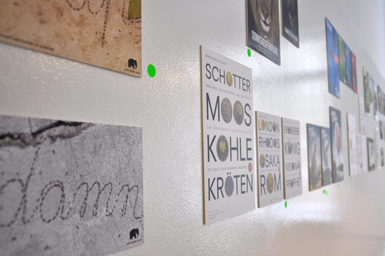 Ausstellung bei der 5-jährigen Preuss und Preuss Agenturjubiläum