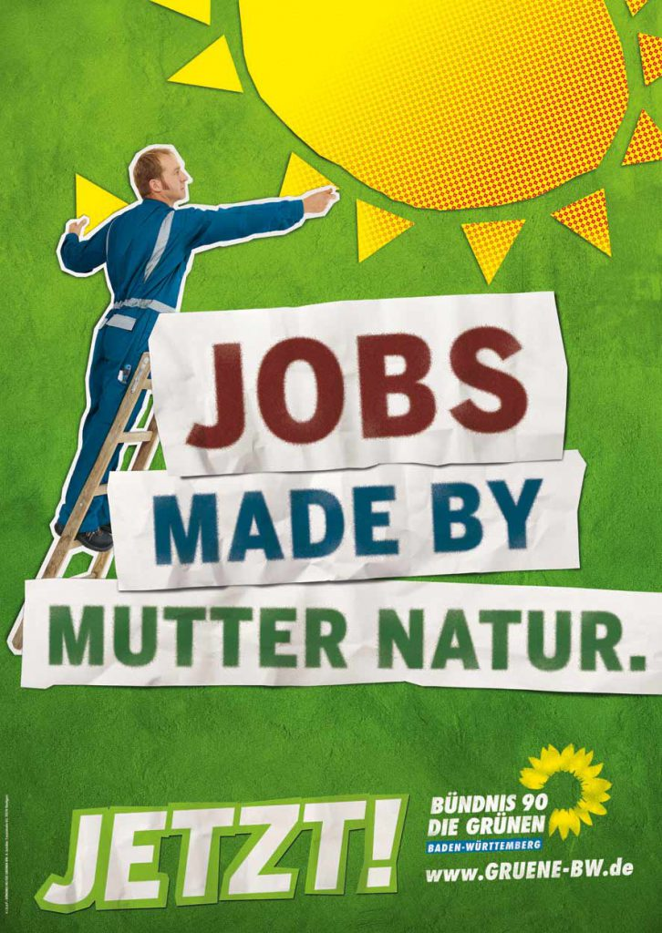 Motiv Jobs made by Mutter Natur