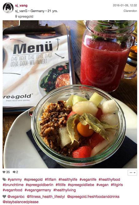 Spreegold Branding Instagram Beitrag 02