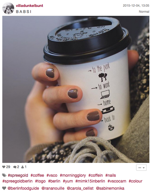 Spreegold Branding Instagram Beitrag 06