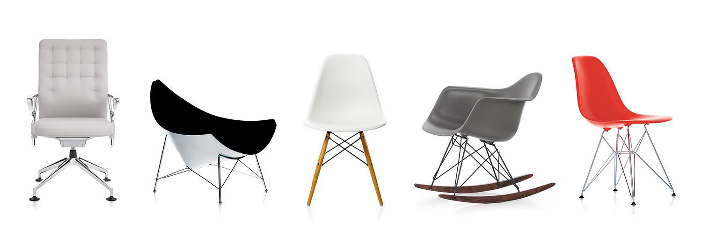 Vitra Stühle aus dem Stellenbesetzer-Promo - XING Headerbild