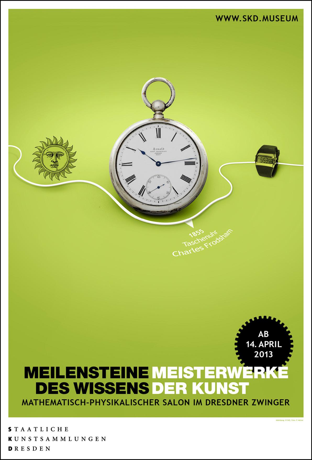 Motiv Uhr