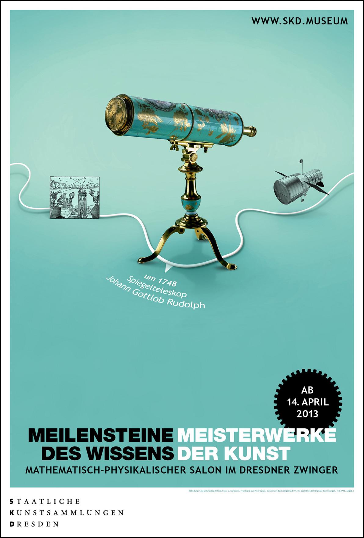 Motiv Teleskop