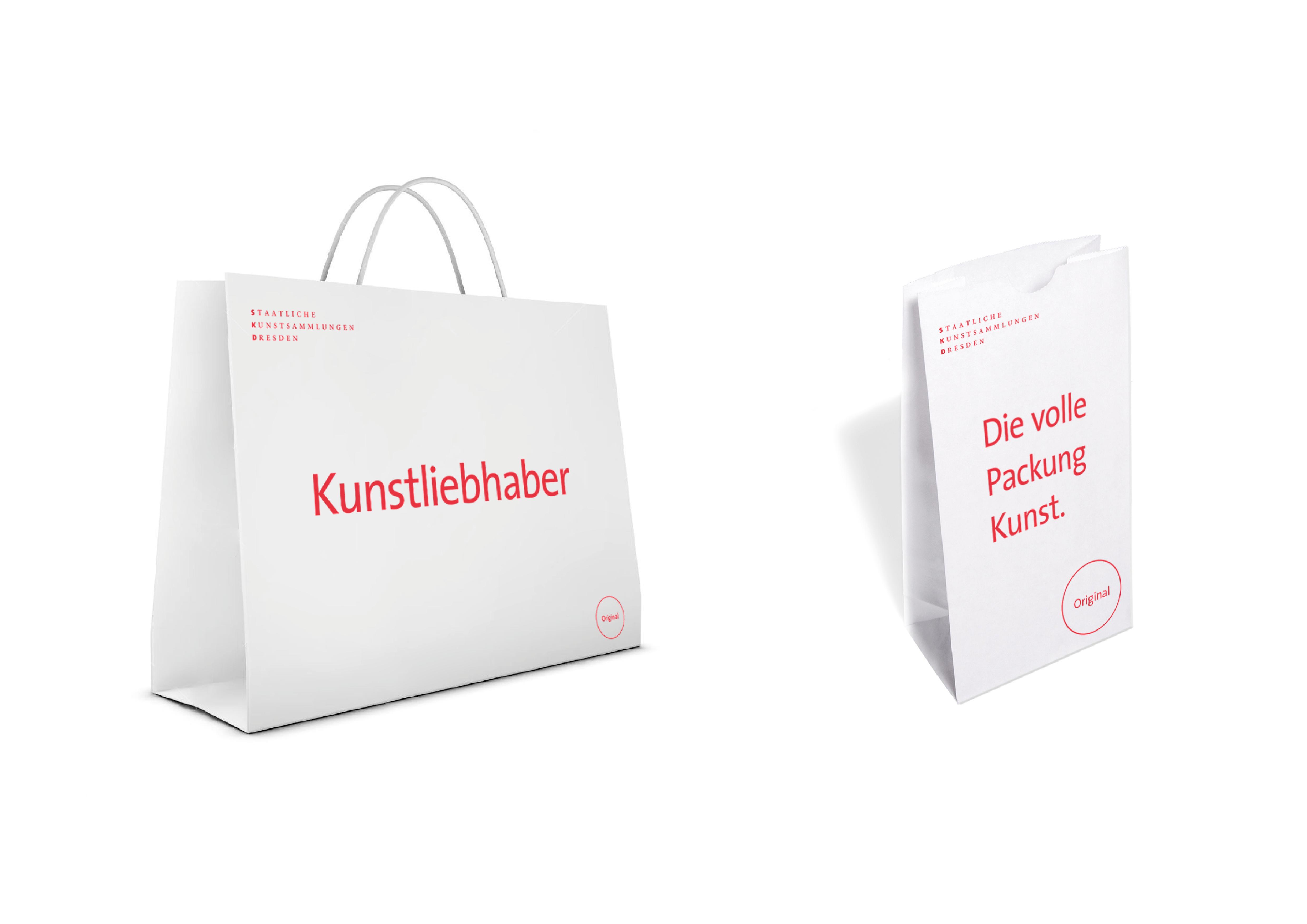 SKD Original Merchandise - Tüten