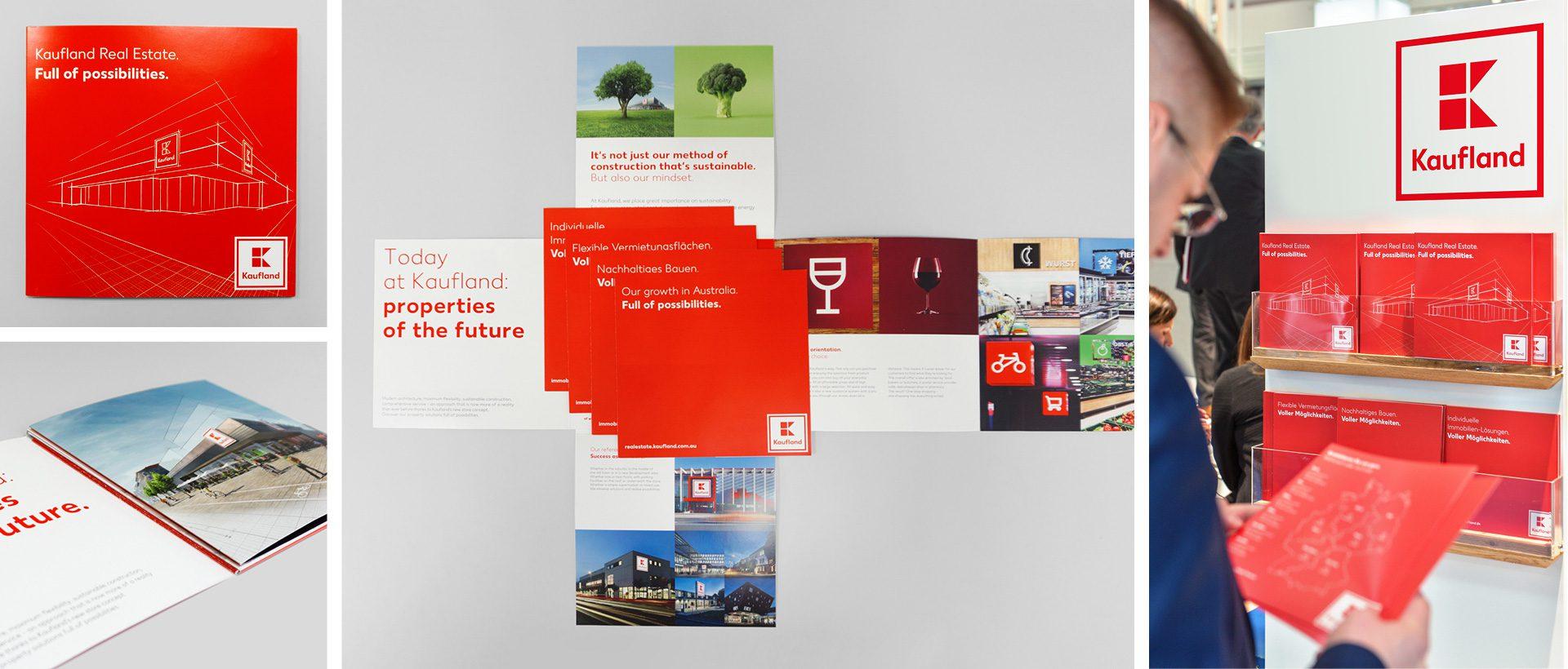 Kaufland Immobilien - Broschüre 1
