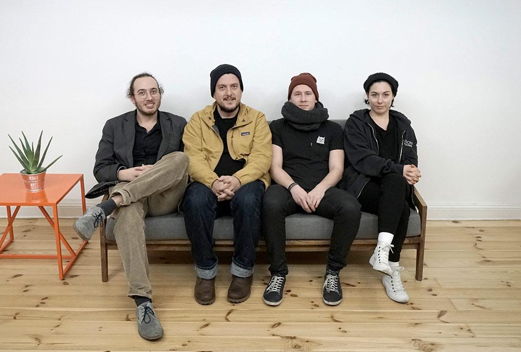 Neue Mitarbeiter in Berlin